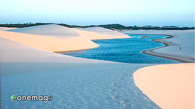 Brasile, il Parco Nazionale Lençóis Maranhenses