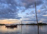 Cosa vedere nel lago di Brokopondo