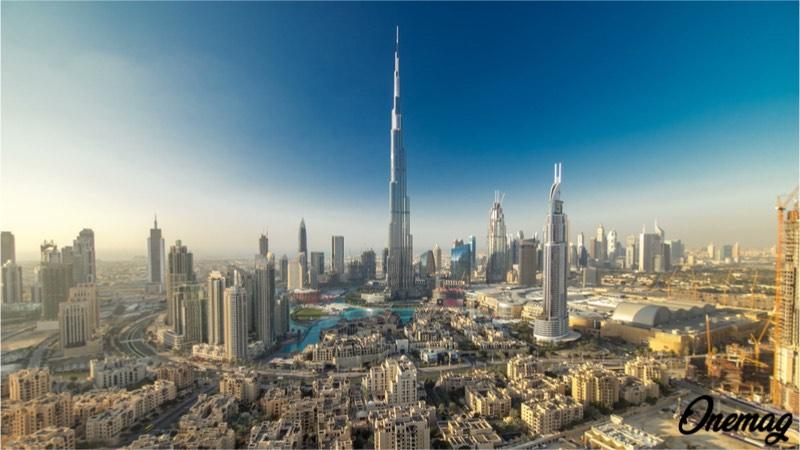 I quattro edifici più alti del mondo, Burj Khalifa