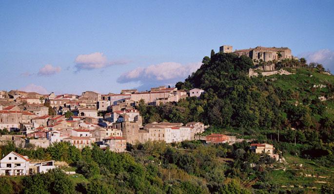 Caiazzo, panorama