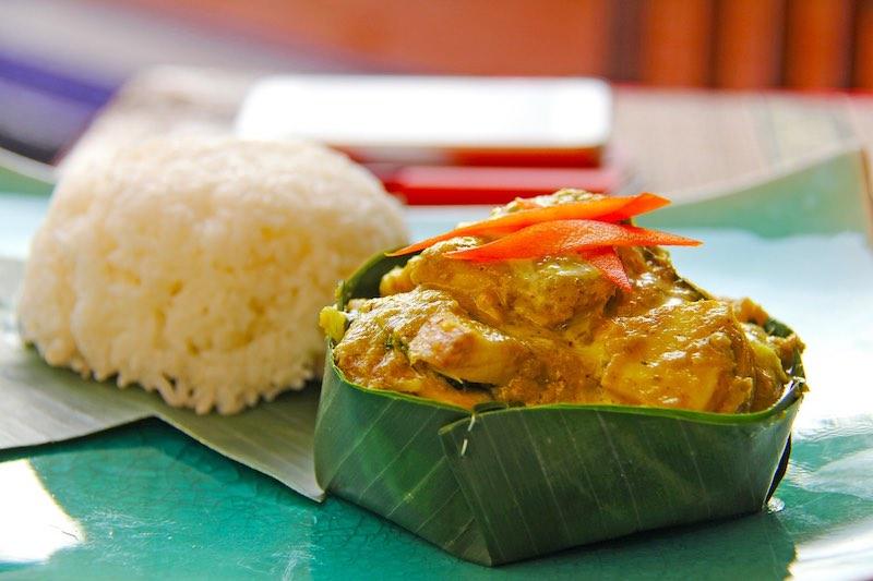 Cambogia, la gastronomia