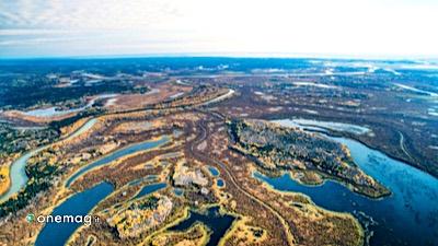 I parchi nazionali del Canada