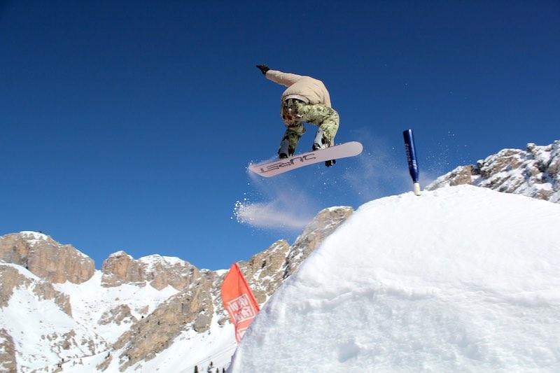 Canazei, piste da sci