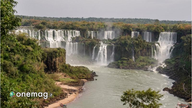 Cascate Iguacu, Brasile