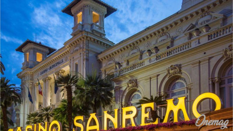 Sanremo, casinò civico