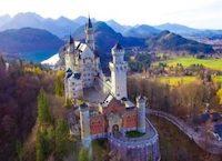 I 6 indimenticabili castelli magici della Germania