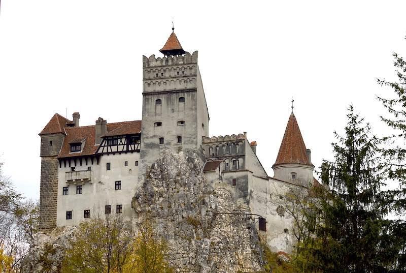 Romania, Castello di Bran