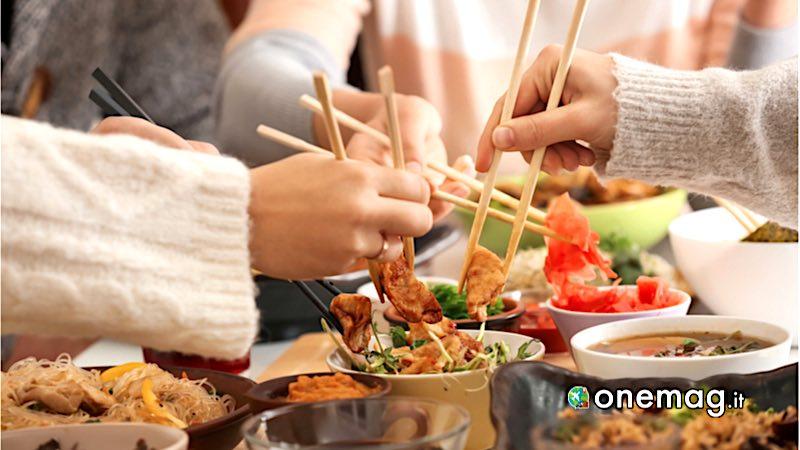 Cina, la gastronomia