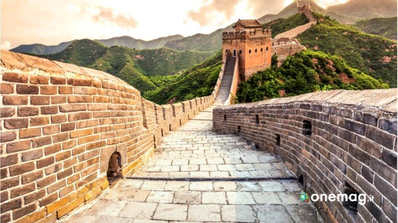 Cina, la Grande Muraglia