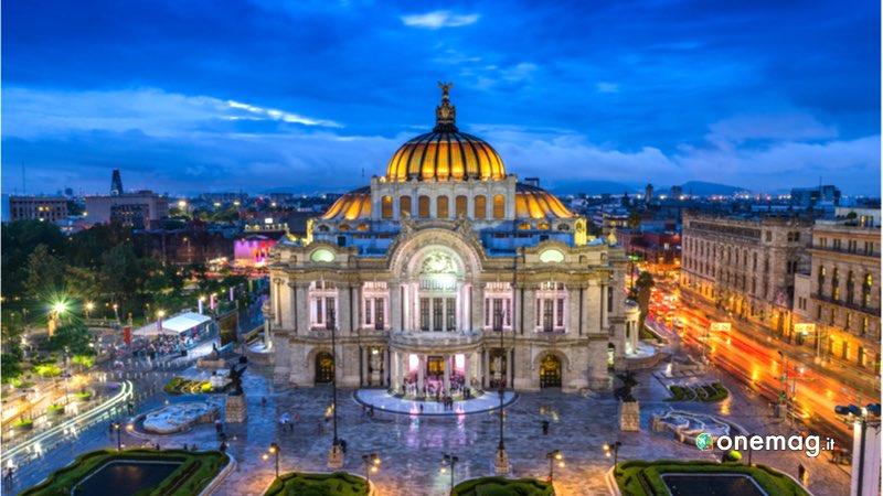 Città del Messico, Palacio de Bellas Artes