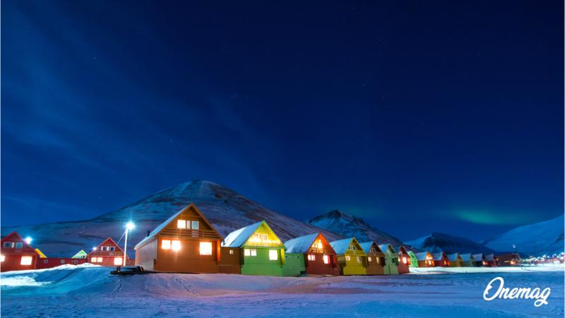 Le città più colorate in Europa, Longyearbyen