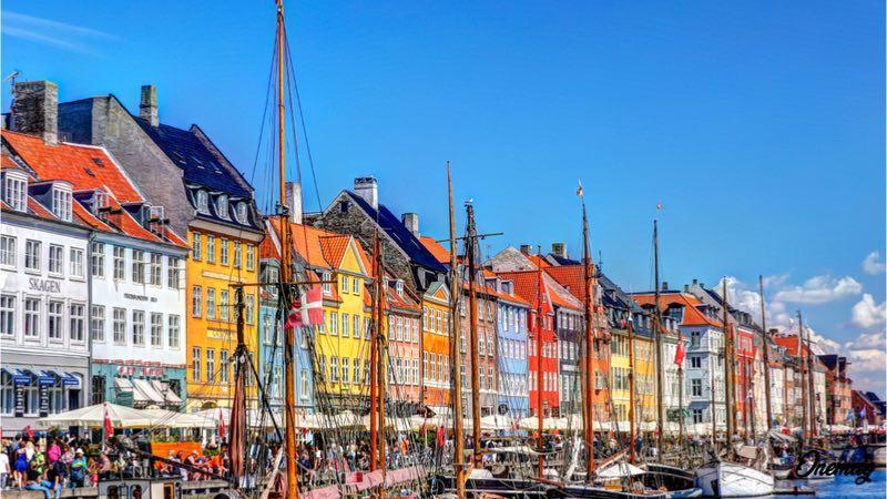 Le città più colorate in Europa, Nyhavn