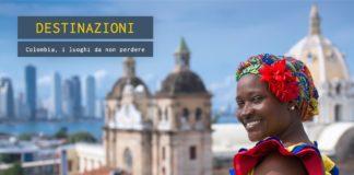 Colombia, luoghi da non perdere