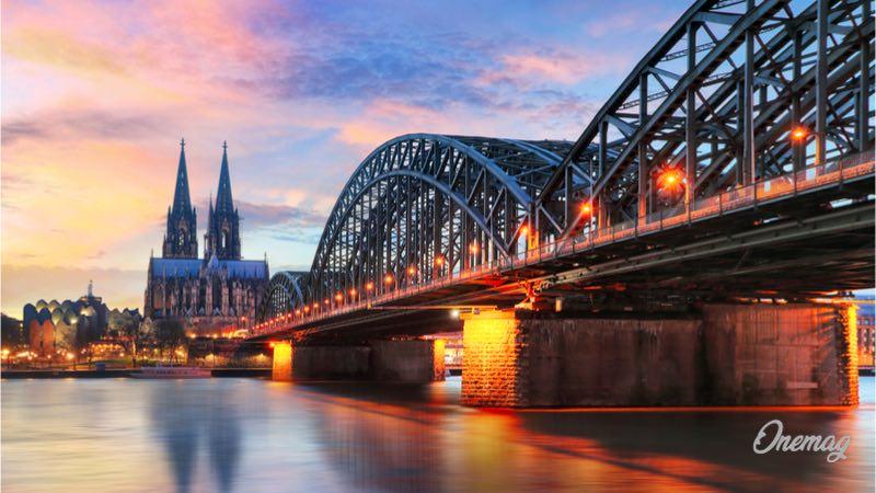 Weekend in Germania, Colonia