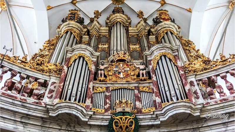 Copenhagen, la Chiesa Trinità