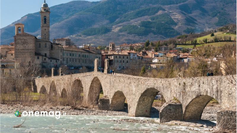 Cosa vedere aBobbio, il borgo medievale vicino a Piacenza, il Ponte del Diavolo