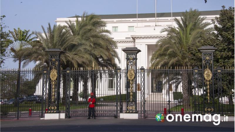 Il palazzo Presidenziale, Dakar