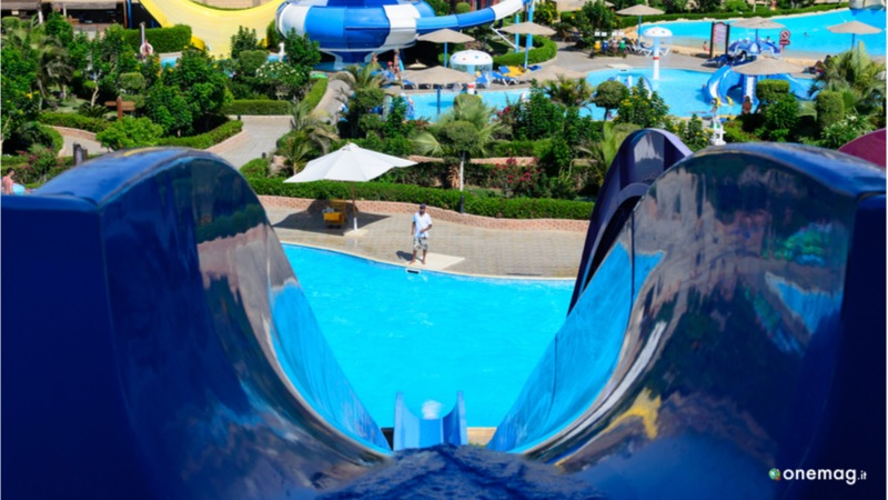 Cosa vedere e fare a Sharm el Sheik, parco acquatico Acqua Blu