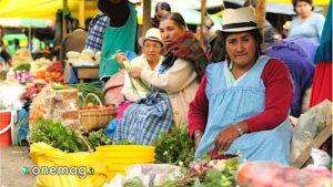 Cuenca, mercato