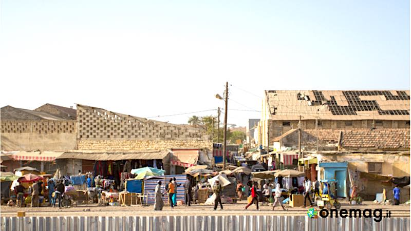 Dakar, il mercato