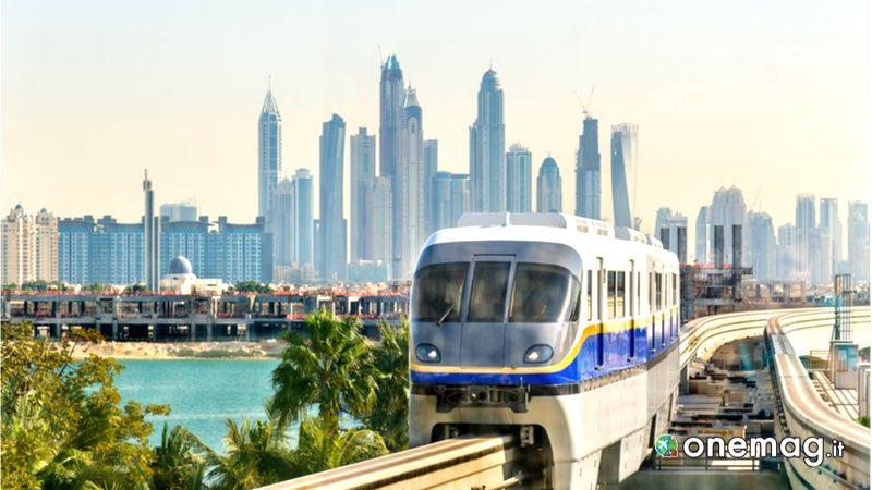 Dubai, monorotaia