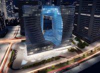 Aperto a Dubai il nuovo hotel più alto del mondo