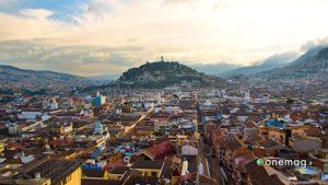 Quito, veduta