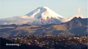 Ecuador, Vulcano Cotopaxi
