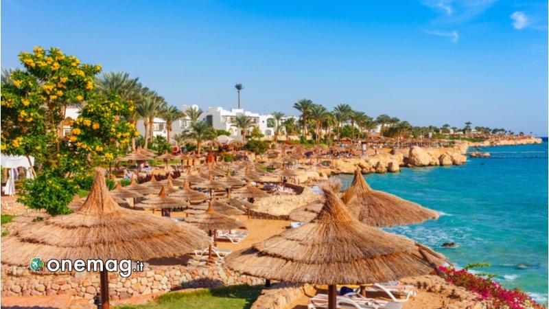 Egitto spiaggia
