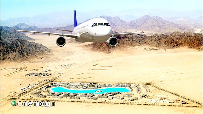 Egitto, volo su Sharm El Sheik