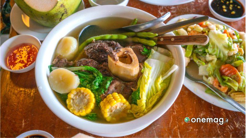 Cosa mangiare nelle Filippine, piatto tipico
