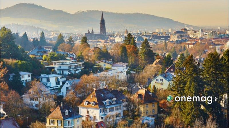 Friburgo in Brisgovia, weekend di novembre