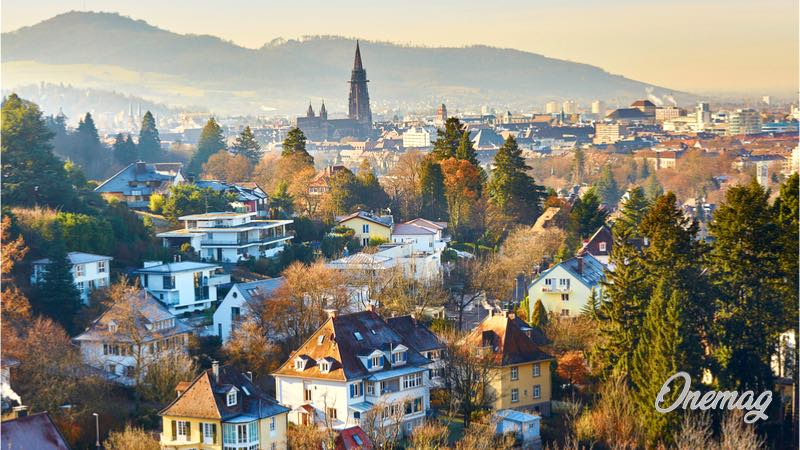 Weekend in Germania, Friburgo in Brisgovia