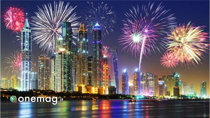 Fuochi d'Artificio, Dubai