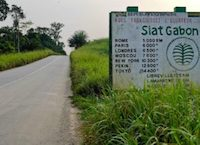 Gabon, guida turistica di viaggio e informazioni