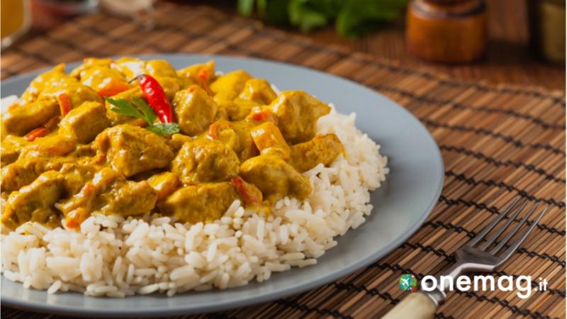 Riso al curry