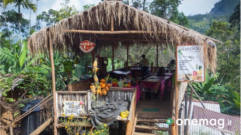 I ristoranti dello Sri Lanka