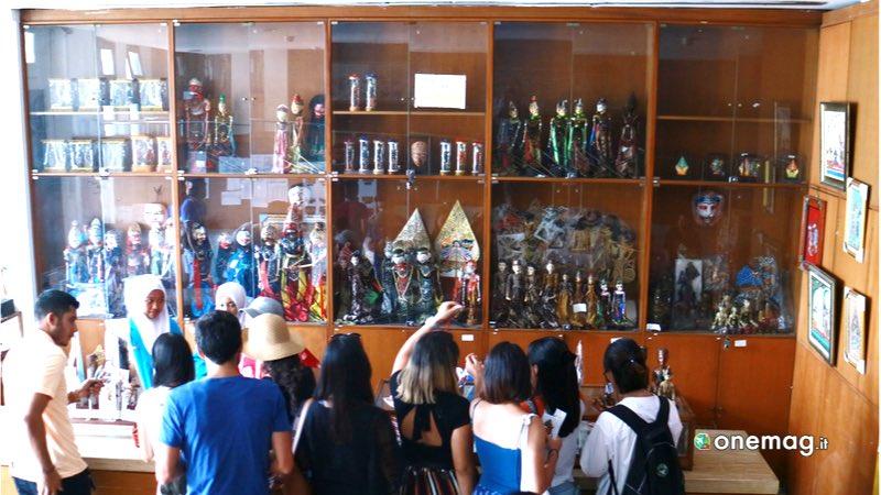 Giacarta, museo wayang
