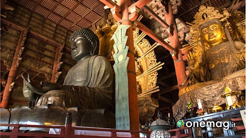 Daibutsu (Grande Buddha) di Nara