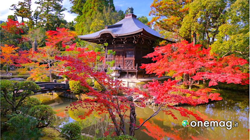 Templi e giardini di Kyoto