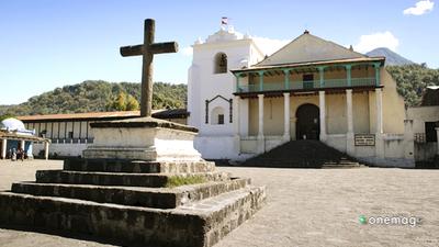 Guatemala, Chiesa di Santiago Atitlan
