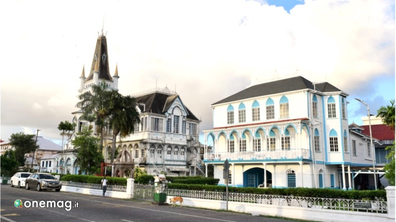 Guyana, Georgetown