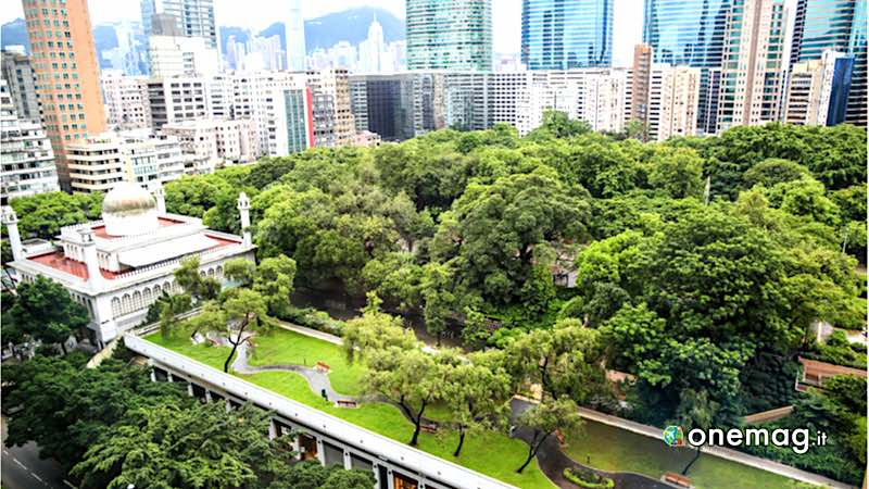 Hong Kong, Kowloon Park