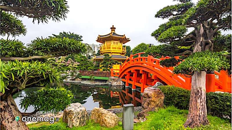 Hong Kong, Nan Lian Garden