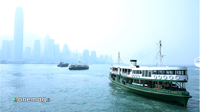 Hong Kong, Star Ferry