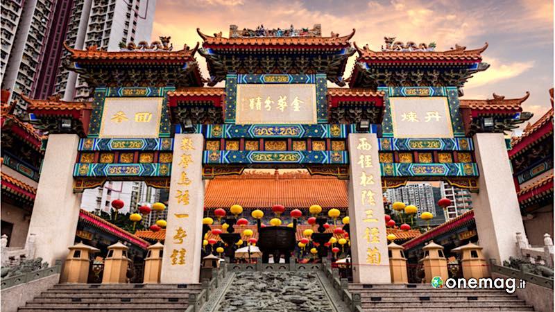 Hong Kong, Tempio Wong Tai Sin