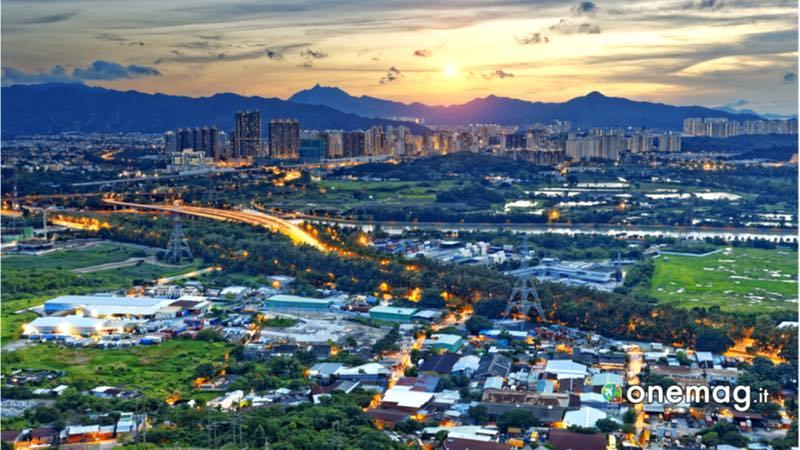 Cosa vedere a Hong Kong, Yuen Long