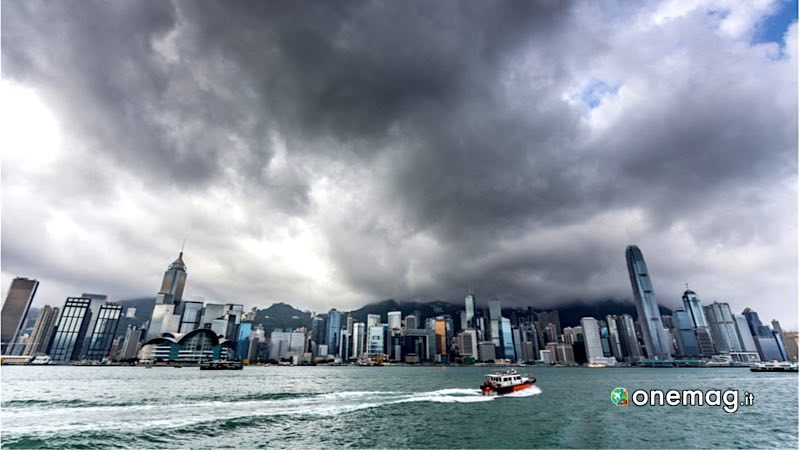 Cosa vedere a Hong Kong, clima