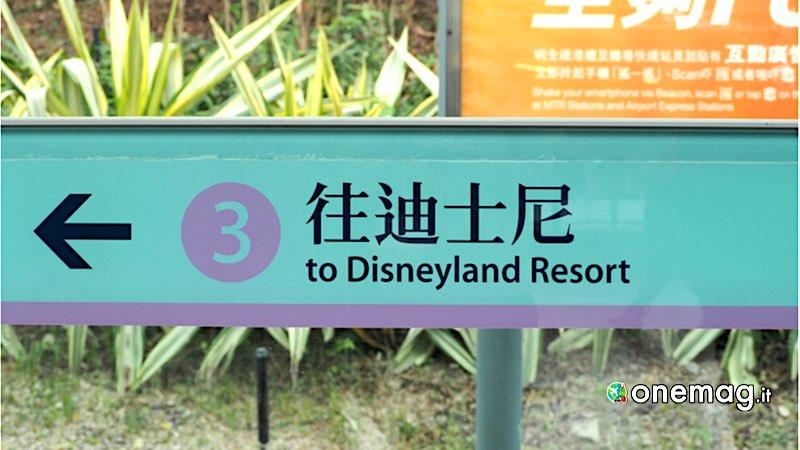 Hong Kong, Dineyland Parc