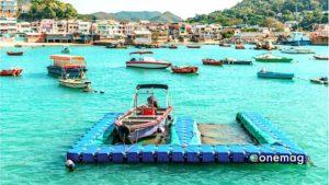 Hong Kond, Isola di Lamma